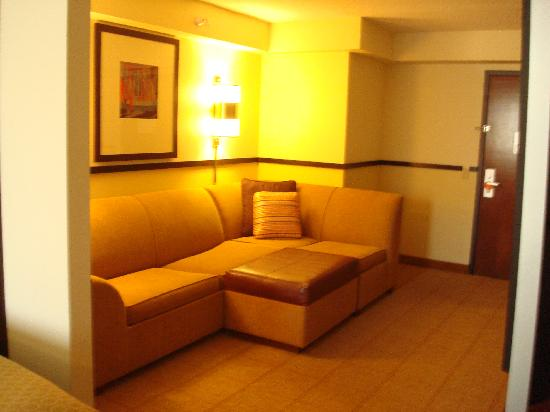 Hyatt Place Minneapolis/Eden Prairie: Comfortable sitting area