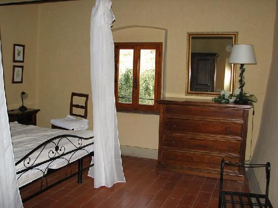 Borgo Stoppi: Another double bed bedroom