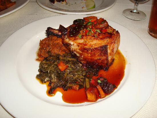 Muriel's Jackson Square : Large portions