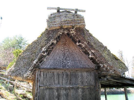 Takayama, Japan: Old Farmhouse