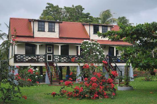Plantation Frederiksdorp : Guest House
