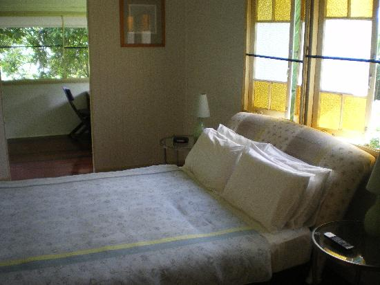 Zanzoo Retreat : bedrooms