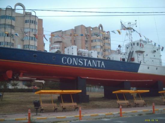 Constanza, Rumania: Констанца
