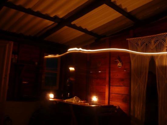 Cabo Polonio, Uruguay: cabaña en el polonio