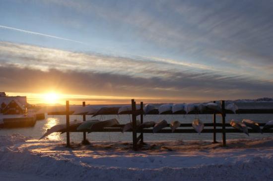 Nuuk, Grönland: Nuutoqqami sapaassuarmi..