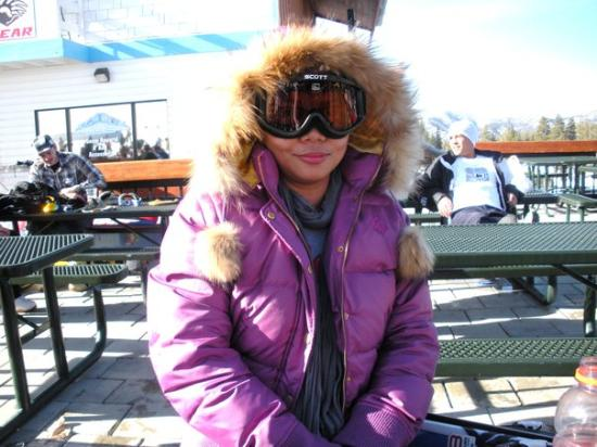 Big Bear Region, CA: Shaun White, you should be scared by now, because I'm going to be the new champion ;;)