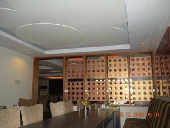 TSG Emerald View : Hotel Resturant