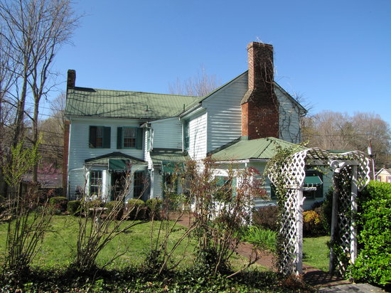 Abingdon, VA: Love House B&B
