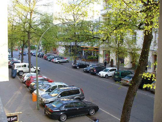 Hotel Pension Insel Rügen: Ausblick