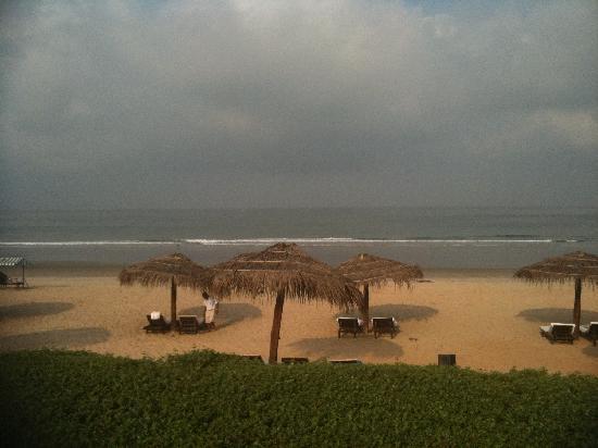 Taj Exotica Goa: The Beach
