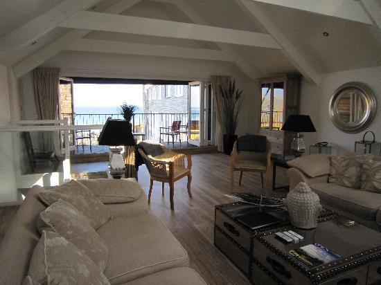 The Sail Lofts : Wonderful living area