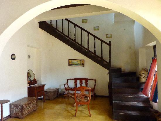 Mrs Khalid's Guest House : Hall d'entrée