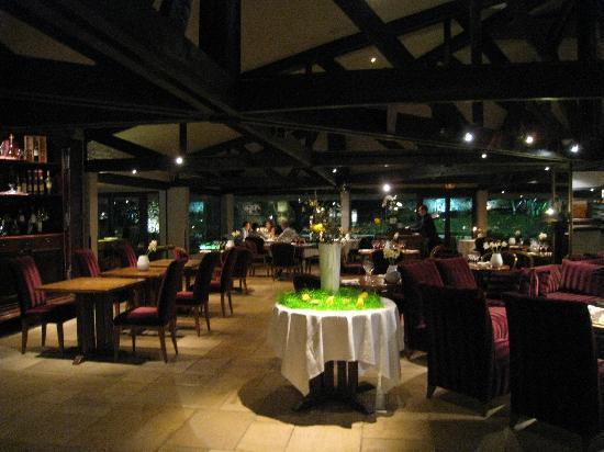 Relais du Bois Saint Georges: Salle de restaurant