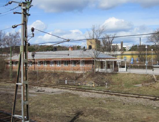 Railway Hostel: Hostel