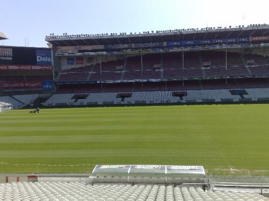 Athletic Club de Bilbao: Pitch