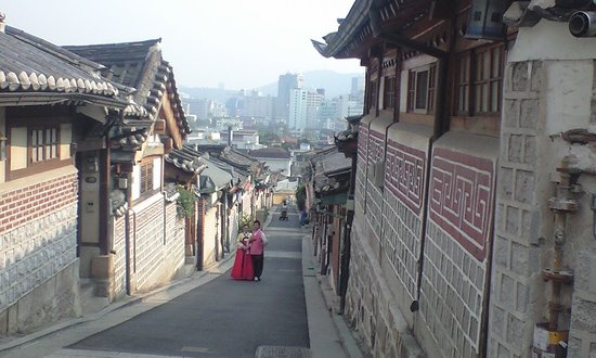 Seoul, Sydkorea: 思ったより、都会でした