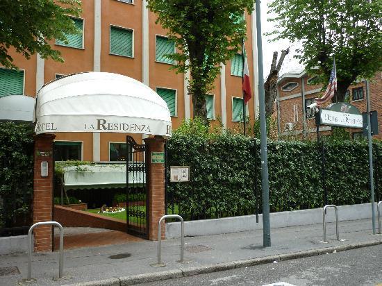 Eco-Hotel La Residenza: Außenansicht