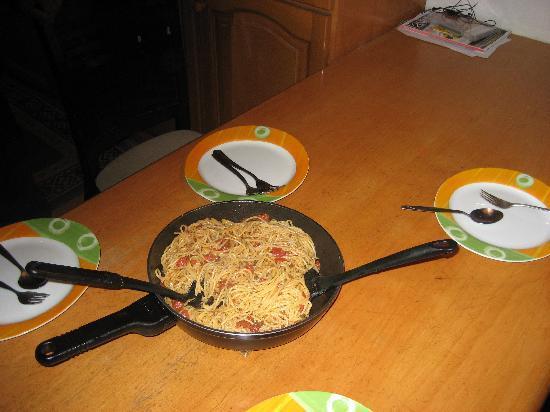 Cyprus Villages: Spaghetti coi ricci a Cipro!