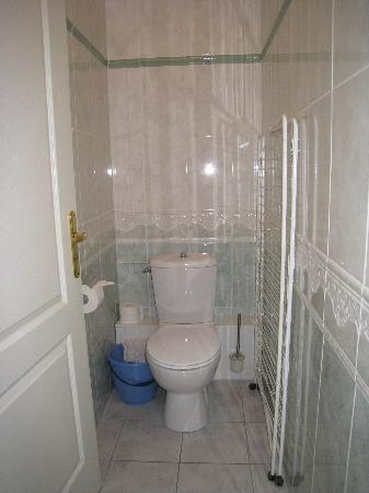 Residence de la Plage : WC