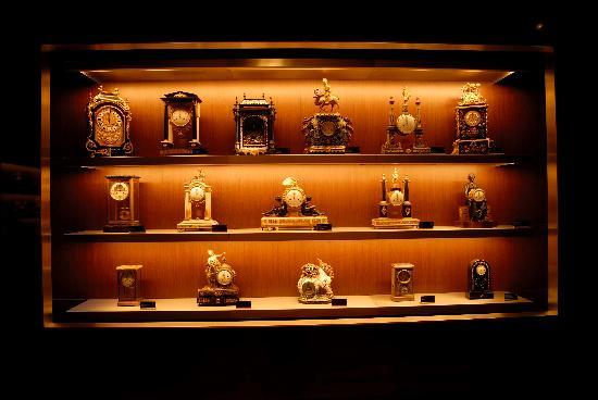 Museo de la Atalaya : Una de las salas,espectacular!!
