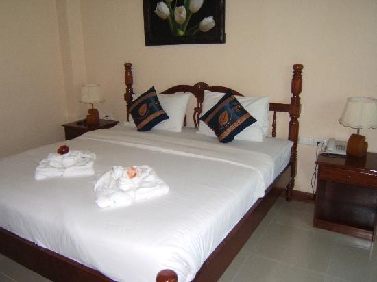 Pranang Flora House: Flra House bedroom