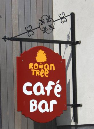 Rowan Tree Cafe Bar: Ireland: County Clare - Rowan Tree Cafe, Ennis