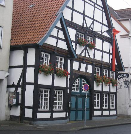 Lippstadt, Alemanha: Beautiful architecture