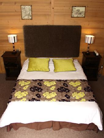 Hotel Chalet d'Antoine: Room Style