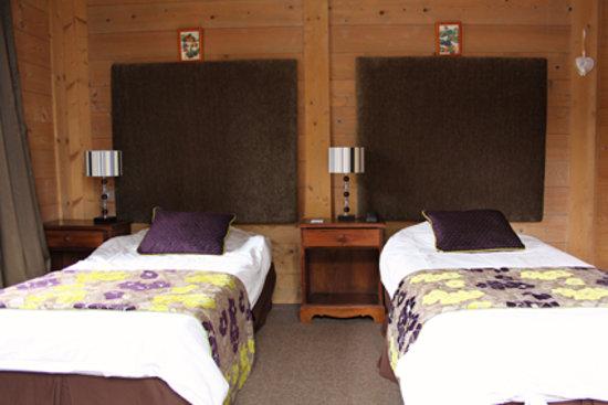 Hotel Chalet d'Antoine: Savoyarde Twin