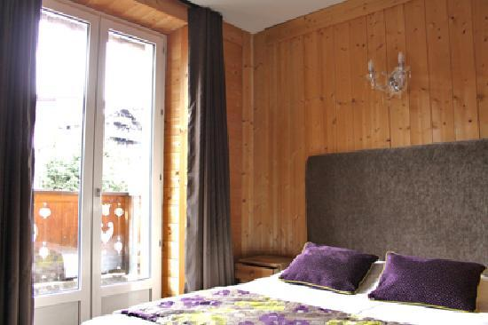 Hotel Chalet d'Antoine : Chalet Style Room
