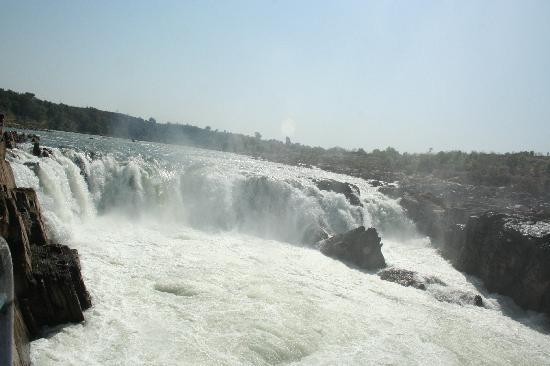Jabalpur, India: Bhedaghat
