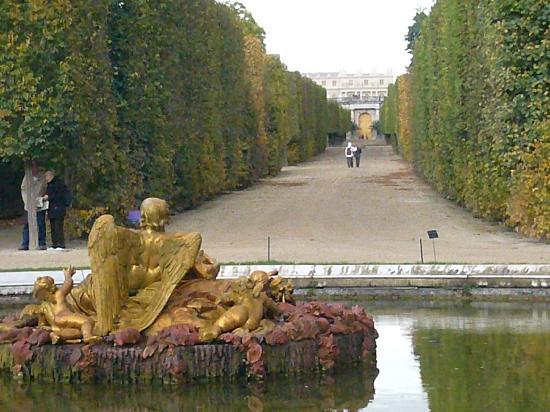 Paris Palacio de Versalles