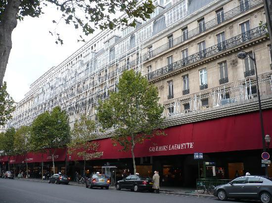 Paryż, Francja: Paris La Fayete