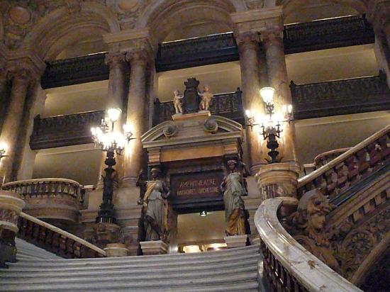 París, Francia: Paris Palacio Garnier-Opera