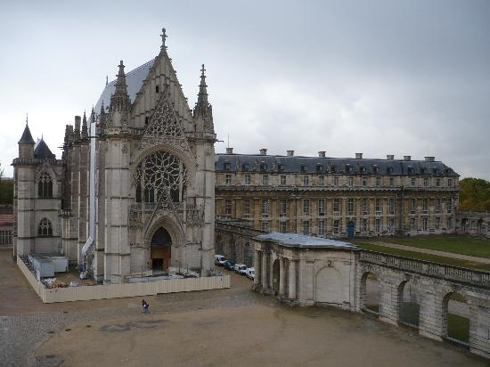 París, Francia: Paris Iglesia del Château de Vicennes