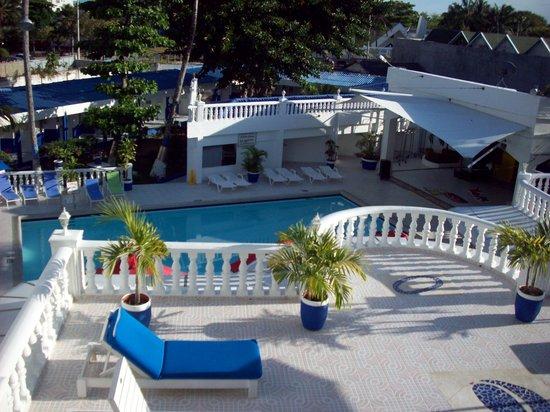 Hotel El Dorado : Piscina