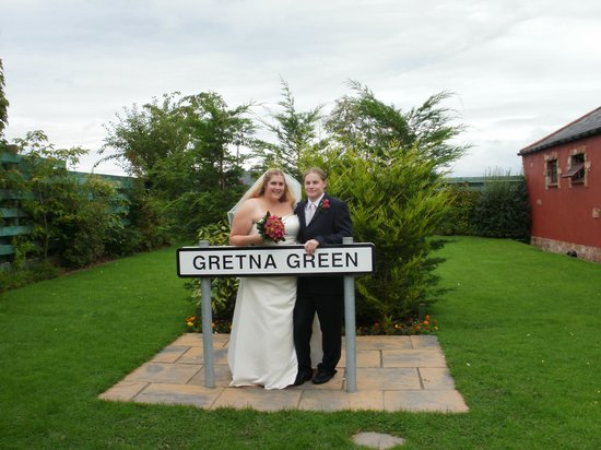 The Mill Forge: just married