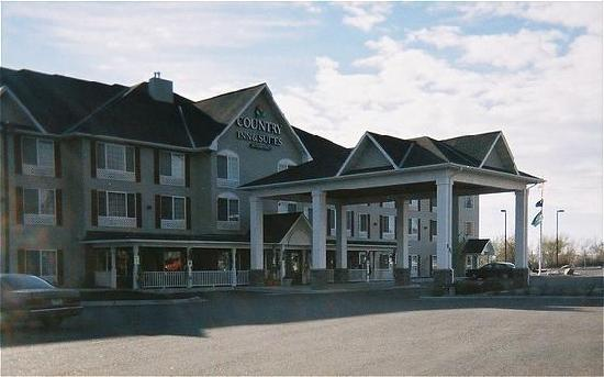 Country Inn & Suites By Carlson, Billings: Outside