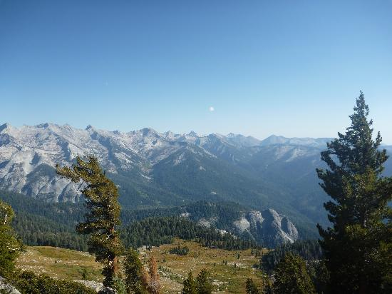 Sequoia River Dance B&B: From Alta Peak summit