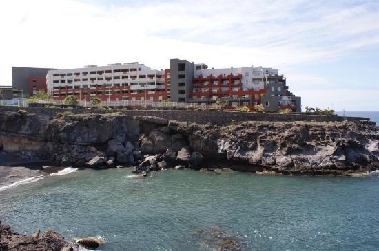 Hotel Riu Buena Vista: vue depuis l'hôtel