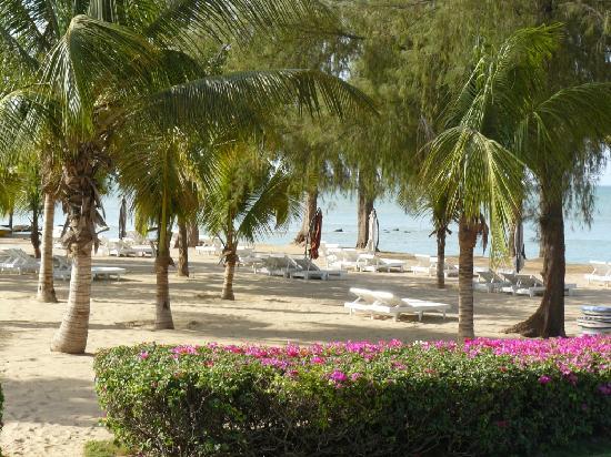 La Teranga Hotel & Villas: Plage de l'hotel