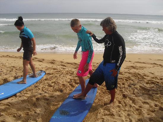 Macao Surf Camp: great instruction