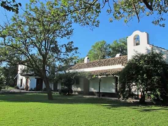 estancia building - Picture of Estancia El Bordo de Las ...