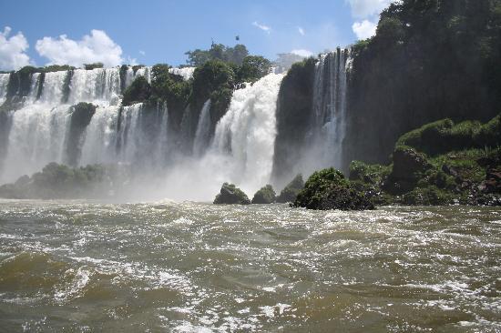 Mirante Hotel: Iguazu-Wasserfälle (argent. Seite)