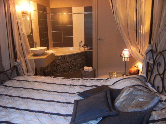 Hotel le Romanesque : la stanza adelaide