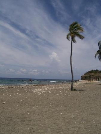 Guantanamo, Cuba: Windmill Beach