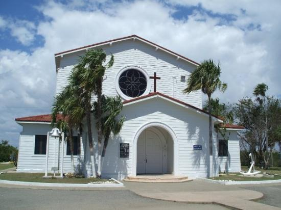 Guantanamo, Kuba: The Chapel