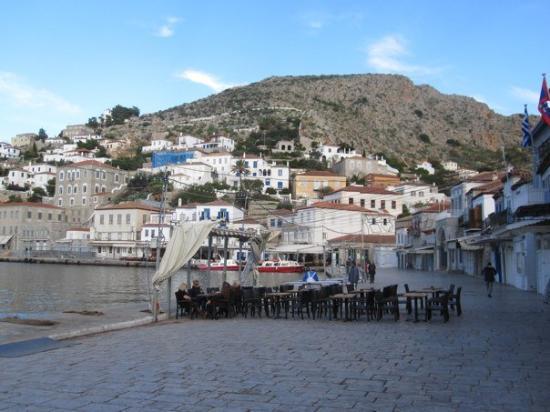 Hydra, Griechenland: aaahhh. Pretty Idra