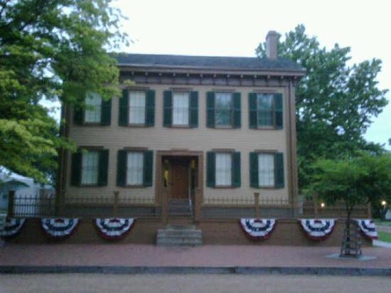Lincoln Home National Historic Site: Lincoln Home - Springfield, IL