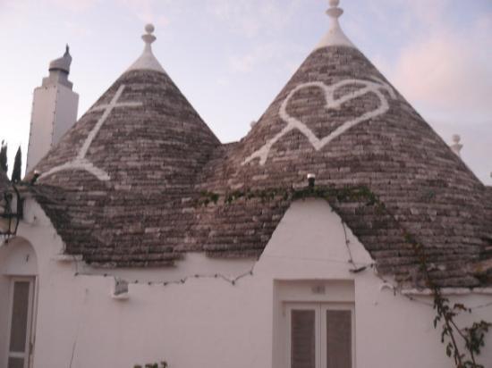 リオーネ・モンティ地区のサンタントニオ教会 - バーリ県、アルベロベッロの写真 アルベロベッロの写真: リオーネ・モンティ地区のサンタントニオ教会